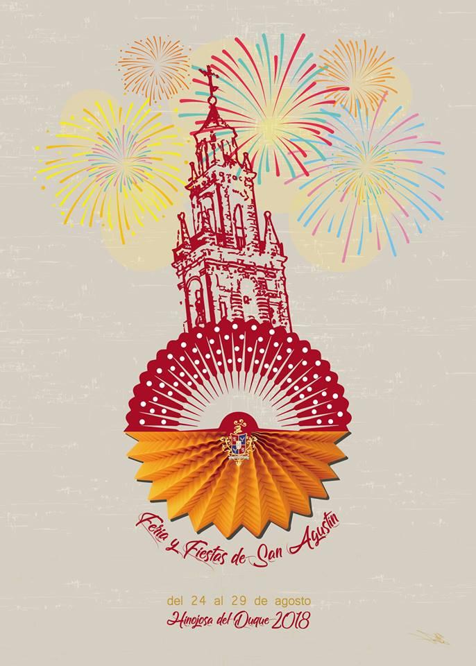 Cartel Feria Hinojosa 2018