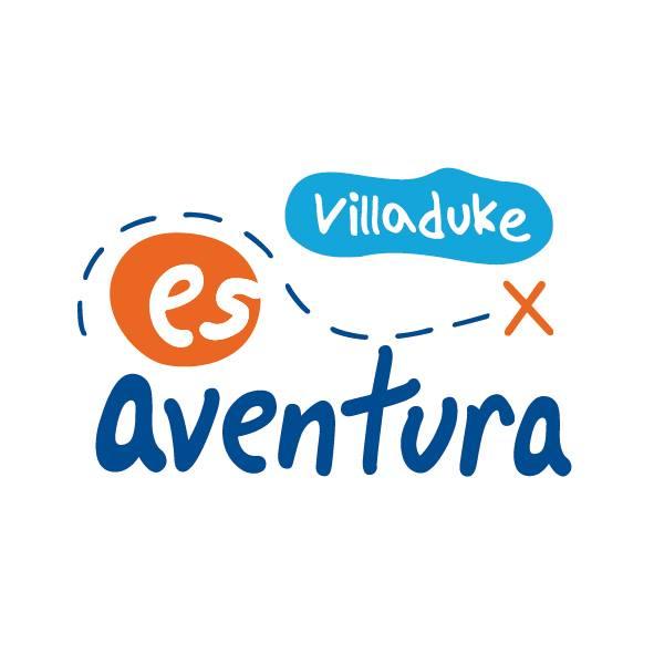 Logo Villaduke Es Aventura, turismo activo Villanueva del Duque