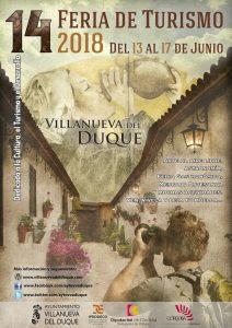 Cartel Semana Turismo Rural Villanueva del Duque 2018