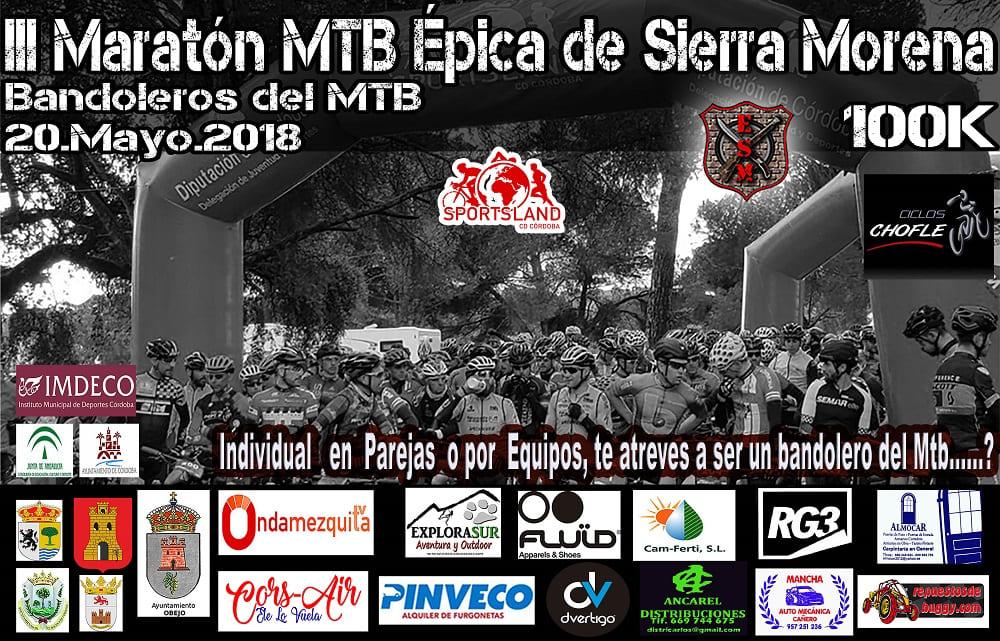 Maratón Épica Sierra Morena 2018