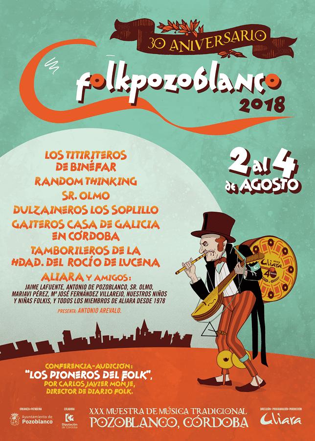 Folk Pozoblanco 2018