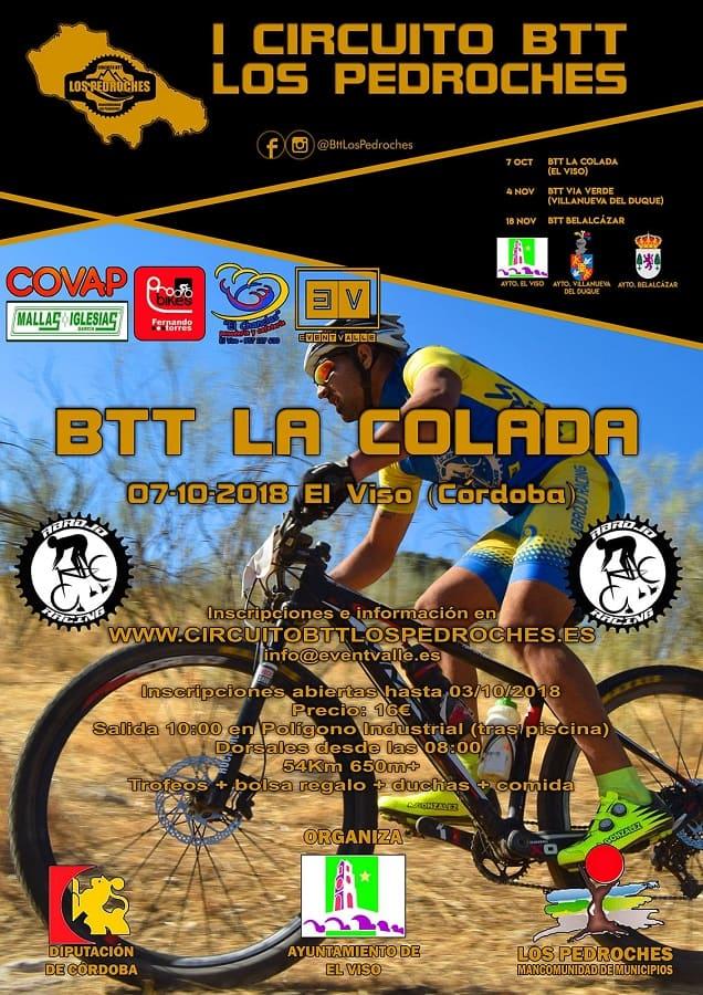 Btt La Colada