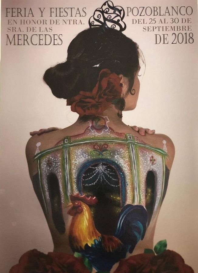 Cartel Feria de Pozoblanco 2018