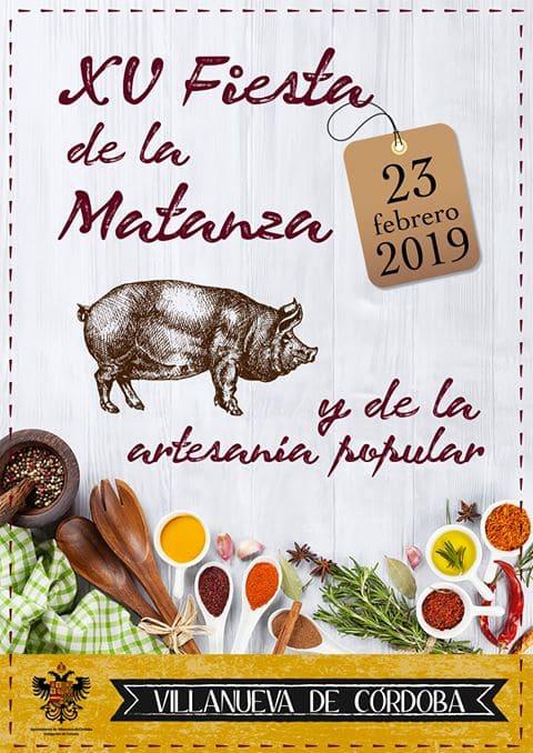 Fiesta de la Matanza del Cerdo Ibérico 2019