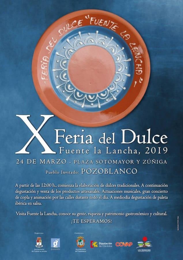 Feria del Dulce Fuente La Lancha 2019