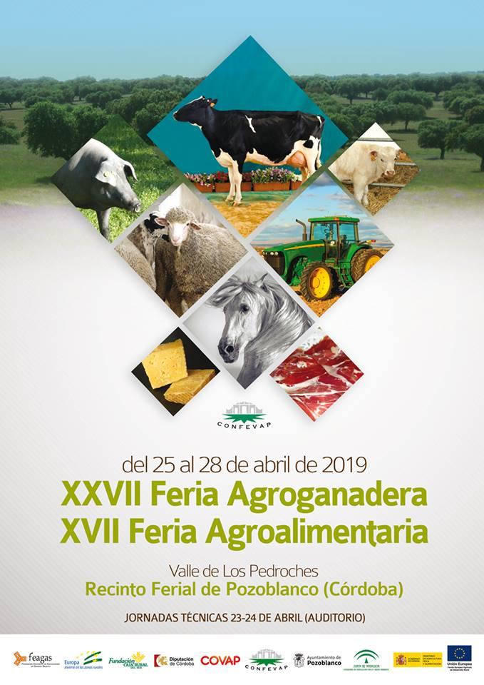 Feria Agroganadera del Valle de Los Pedroches 2019