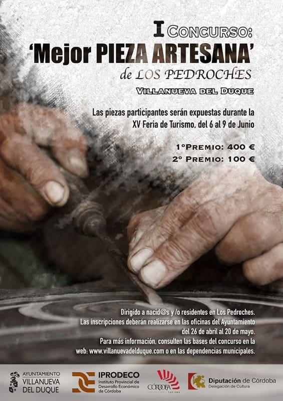 Concurso de Artesanos de Los Pedroches 2019
