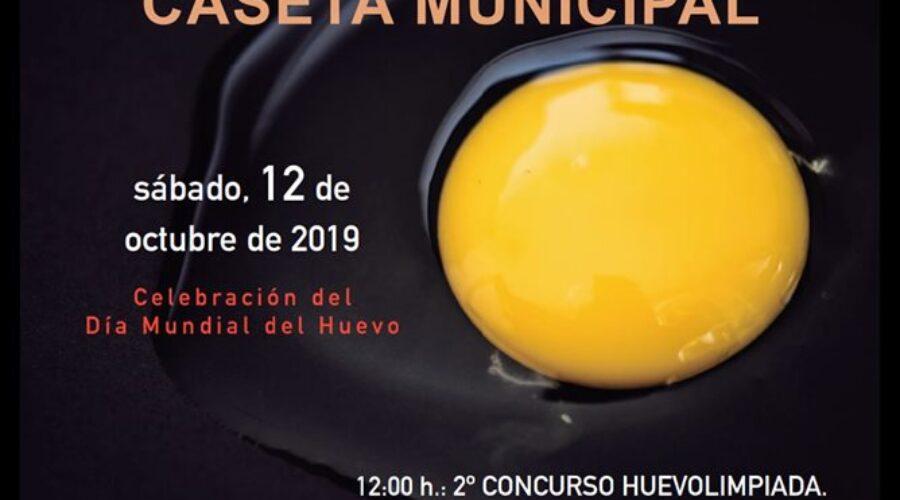 Huevada Ecológica y Huevolimpiadas 2019: Villaralto 12 Octubre.