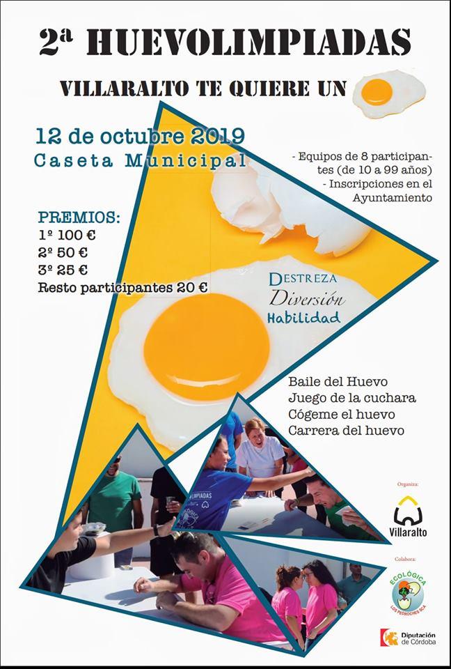 Huevolimpiadas 2019
