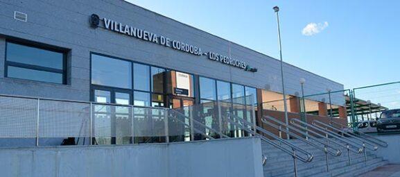 Estación Ave Villanueva de Córdoba - Los Pedroches