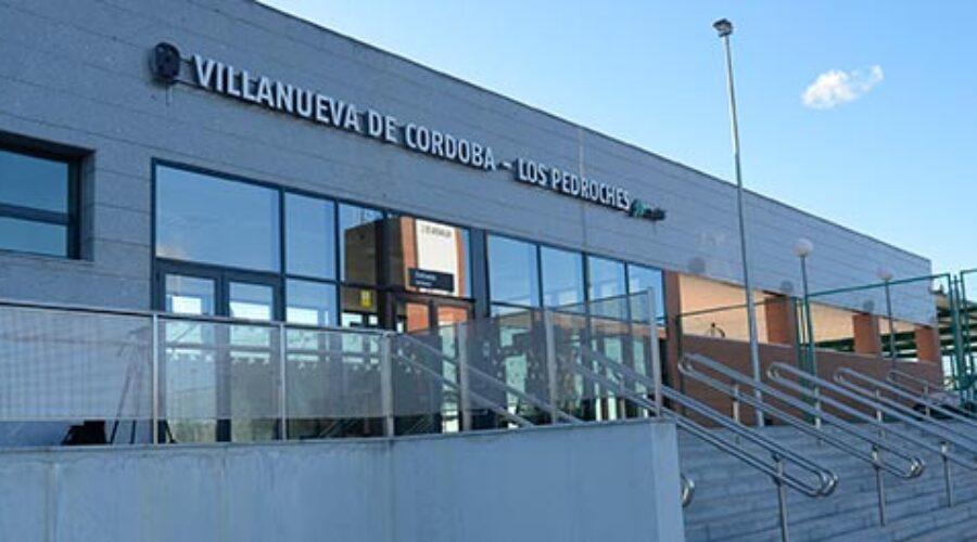 Estación AVE Villanueva de Córdoba – Los Pedroches